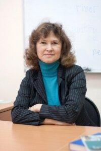 Чевычелова Людмила Викторовна